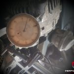 S85 V10 Pleuellager-Service